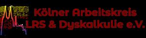 Kölner Arbeitskreis LRS & Dyskalkulie e.V.